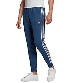 Men's Originals Fleece 3-Stripe Slim Track Pants