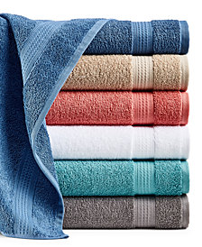 Home Design Bath Towel Collection, Created for Macy's