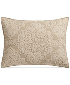 Gilded Age Reversible Standard Sham, Created for Macy's