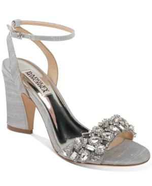 Badgley Mischka Jill Evening Sandals Women's Shoes