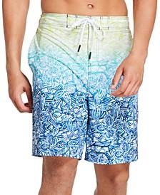 "Men's Floral Fade 20"" E-Boardshorts"