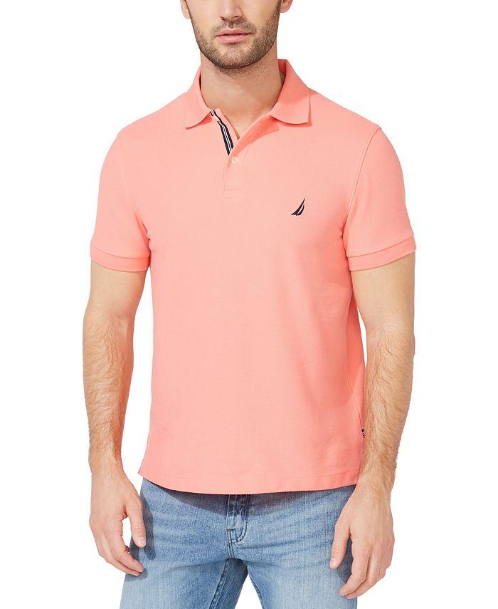 Nautica - Men's Slim-Fit Polo Shirt