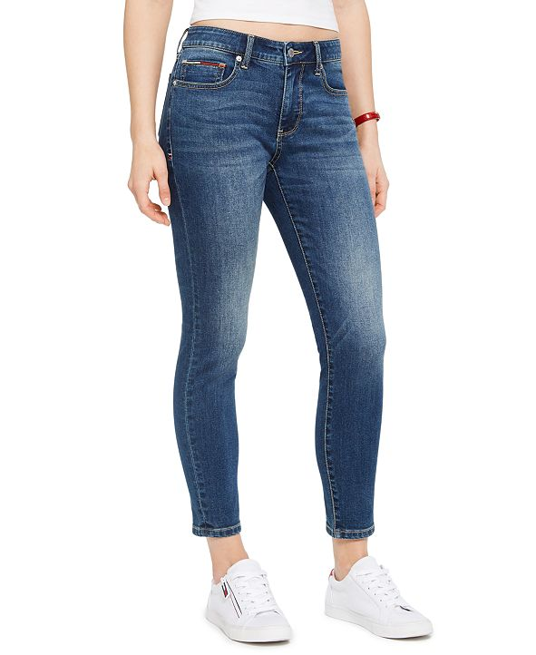 Tommy Jeans Mid-rise Ankle