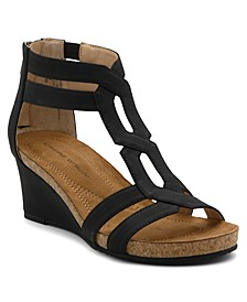 Tribute Wedge Sandals