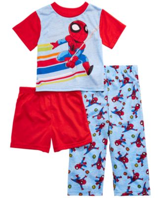 AME Toddler Boys Spider-Man 2-pc Pajama Set Multi