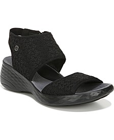 Jessie Washable Ankle Strap Sandals
