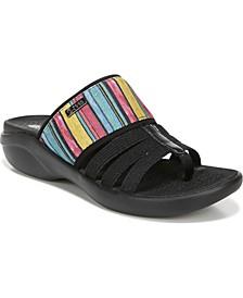 Chill Slip-On Flat Sandals