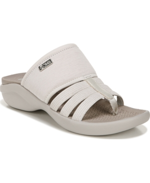 Bzees Chill Slip-On Flat Sandals Women's Shoes