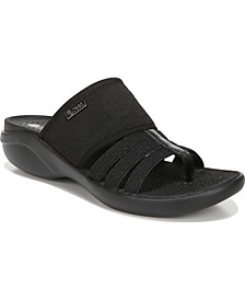 Chill Slip-On Flat Sandals