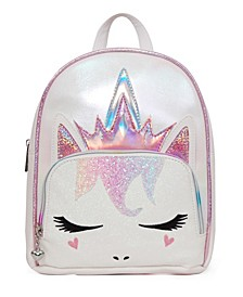 Toddler, Little and Big Kids Queen Miss Gwen Unicorn Mini Backpack