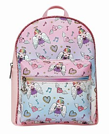 Toddler, Little and Big Kids Angelina Printed Ombre Mini Backpack