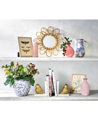English Garden Bud Vases, Set of 3