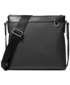 Men's Greyson Signature Crossbody Bag