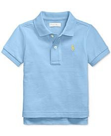 폴로 랄프로렌 남아용 폴로 셔츠 Polo Ralph Lauren Baby Boys Cotton Mesh Polo