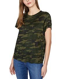 Perfect Camo-Print T-Shirt