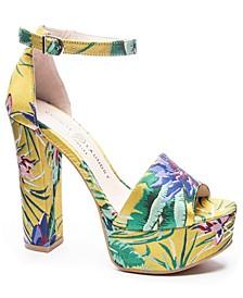 Avenue Platform Dress Sandals