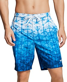 "Men's Gradient Stretch 9"" E-Board Shorts"