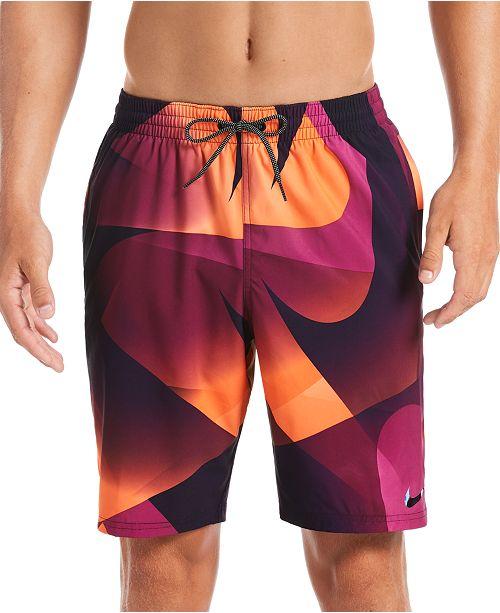 "Nike Men's Spectrum 9"" Volley Shorts"