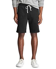 Men's Big & Tall Drawstring Fleece Shorts