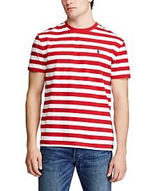 Men's Classic-Fit Striped T-Shirt