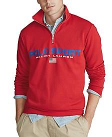 Polo Ralph Lauren Men's Fleece Quarter-Zip