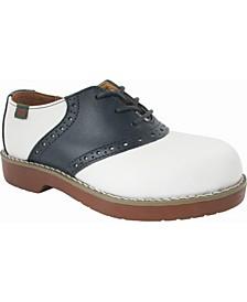 Women Varsity Saddle Oxford Shoe