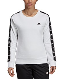 Women's Tiro Fleece Soccer Sweatshirt
