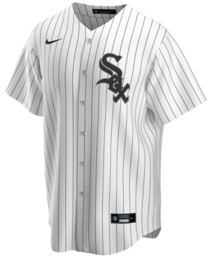 Nike Men's Chicago White Sox Official Blank Replica Jersey