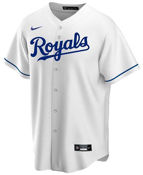 Nike Men's Kansas City Royals Official Blank Replica Jersey