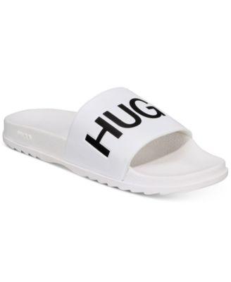 hugo boss slides mens