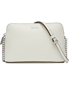 Bryant Leather Dome Crossbody, Created for Macy's