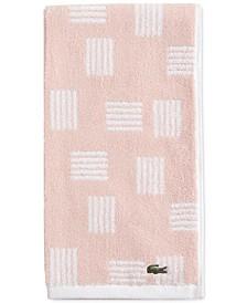 "Raster Cotton 16"" x 30"" Hand Towel"