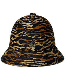 Men's Carnival Animal-Print Hat