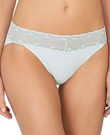 Bliss Perfection Lace-Waist Bikini Underwear 756092