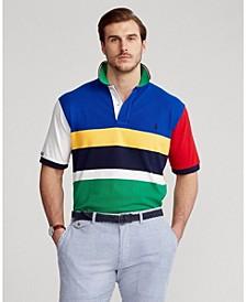 Men's Big & Tall Classic-Fit Mesh Polo Shirt