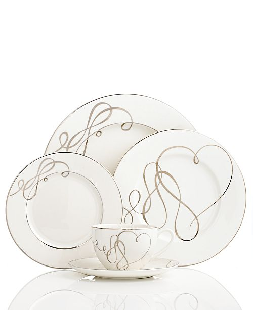 Mikasa Love Story 5-Piece Place Setting