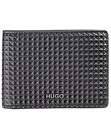 HUGO Men's Rocket Textured Wallet