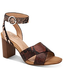 Women's Step 'N Flex Irinna Dress Sandals, Created for Macy's
