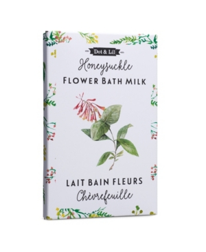 Honeysuckle Milk Bath