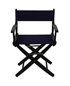 "Extra-Wide Premium 18"" Directors Chair with Cover"