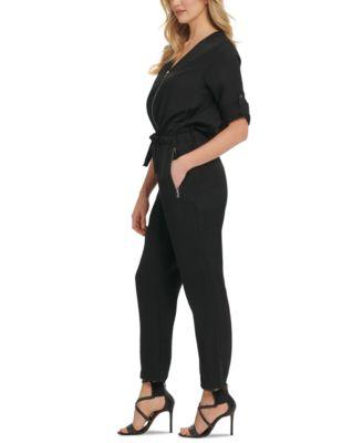 Foundation Long-Sleeve Jumpsuit