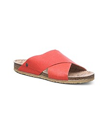 Women's Pina Vegan Flat Sandals