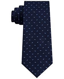 Men's Triangle Neat Tie