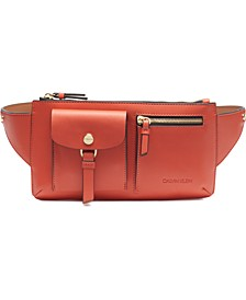 Rossa Leather Belt Bag
