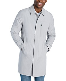 Men's Hobbs Modern-Fit All Weather Raincoat