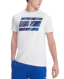 Men's Starting Line Graphic T-Shirt, Created for Macy's