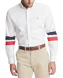 Men's Slydell Stripe Shirt, Created for Macy's