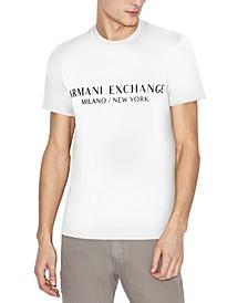 Classic Armani Logo T-Shirt