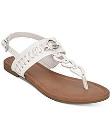 Lovey Flat Sandals