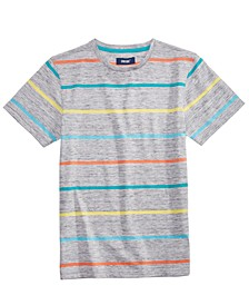 Big Boys Calabasas Stripe T-Shirt